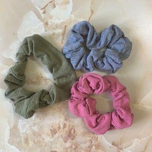 Claire's Scrunchies